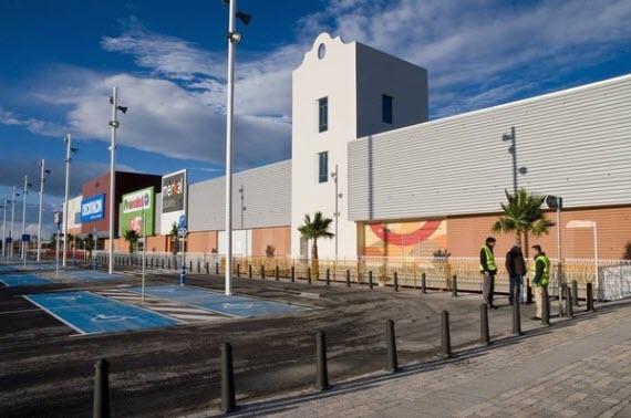 Inaugurado el Parque Comercial Camino Real en San Fernando de Henares