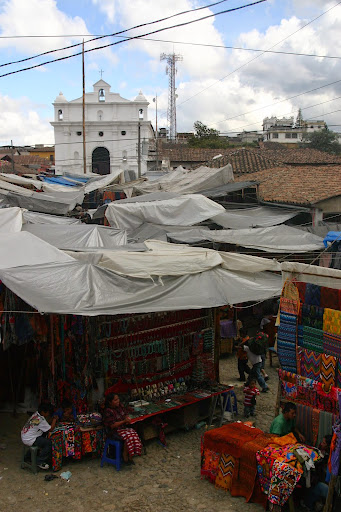 Chichicastenango.  From Hit The Road to Antigua: Top Five Road Trip Destinations of Guatemala