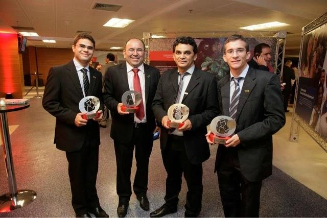 Ufersa vence o Prêmio Odebrecht para o Desenvolvimento Sustentável