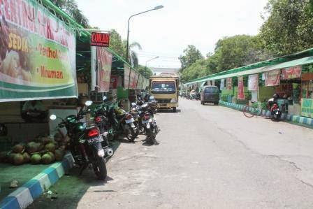 berita terkait PK-5 Alun alun merdeka Ngawi