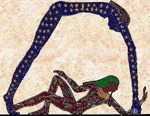 Goddess Nut Image