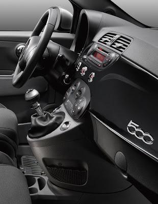 Fiat 500 Shift Knob