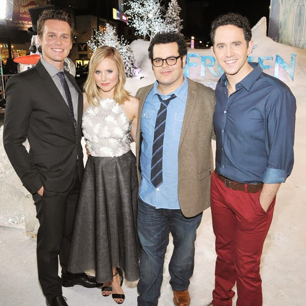 1000+ images about the characters from frozen on Pinterest ...Kristen Bell And Jonathan Groff