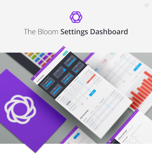 Elegant Themes Bloom Upcoming Email OptIn Wordpress Plugin.