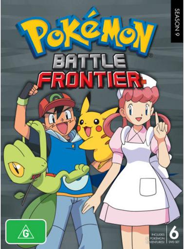 Pokemon Bửu Bối Thần Kì Season 9 - Battle Frontier 2003