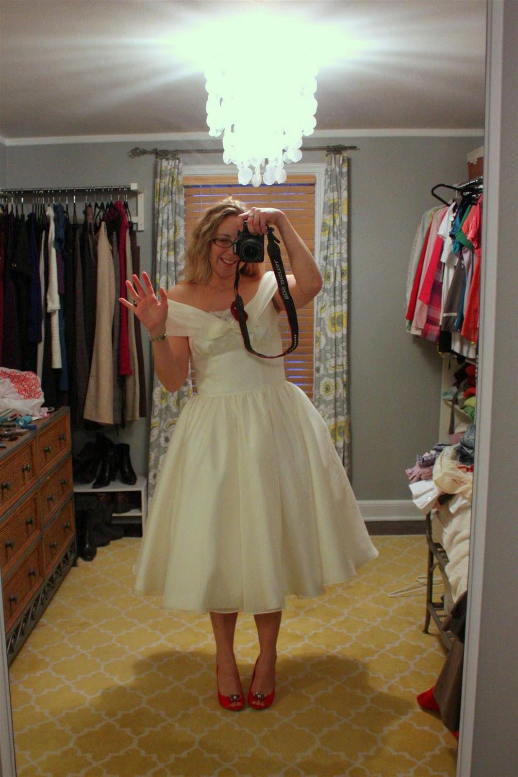 Russet Street Reno: The wedding dress