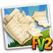 farmville 2 cheats for Torn Recipe Book Pages