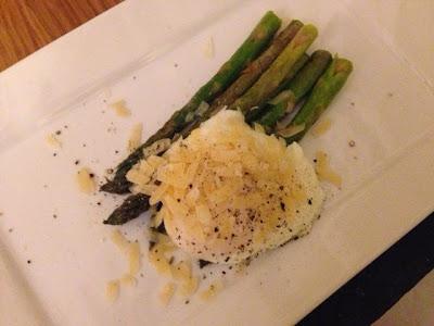 Asparagus starte at The Mountsorrel
