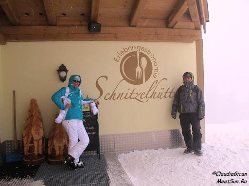 Zillertal Arena - Rosi's Schnitzelhütte