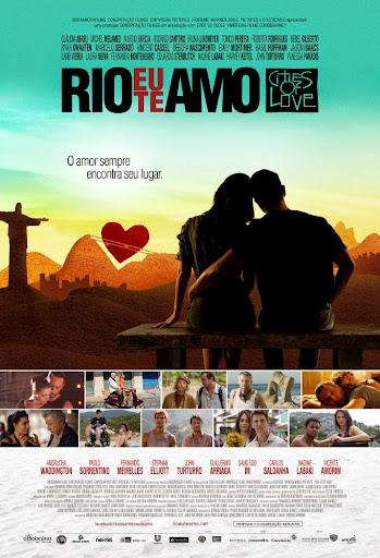 Ρίο, Σ' Αγαπώ (Rio, Eu Te Amo / Rio, I Love You) Poster