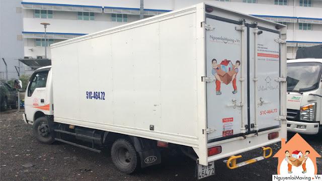 Hình ảnh xe tải 1 tấn 4