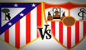 Goles Sevilla Atletico Madrid [1 - 1] Resultado