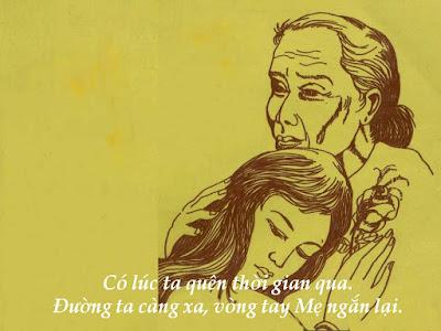 Những bài thơ cảm động bên cha mẹ sau bao nhiêu ngày xa quê hương, gia đình