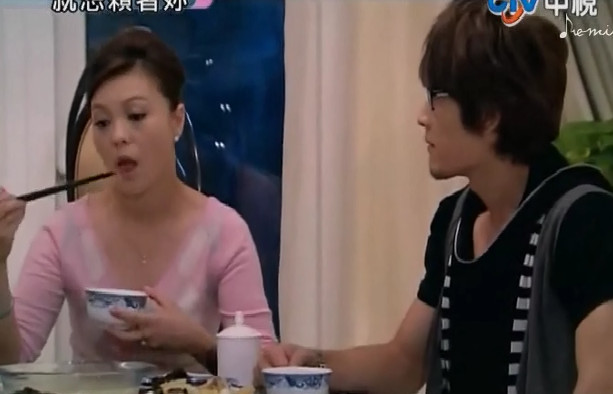 Mrs. Qing annoys her son