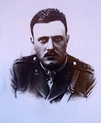 Vernon Harcourt Powell Military Cross 1916