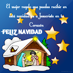 El mejor regalo que puedes recibir en está navidad es a Jesucristo en tu corazón