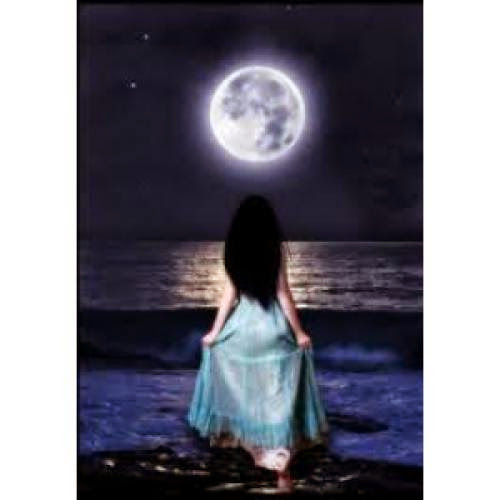Witchcraft 101 Full Moon Ritual