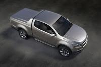 Chevrolet Colorado Concept (2011) Front Side 2