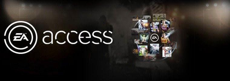 EA Access: una discreta figata