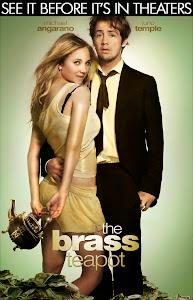 Chiếc Ấm Trà Thần Kỳ - The Brass Teapot poster