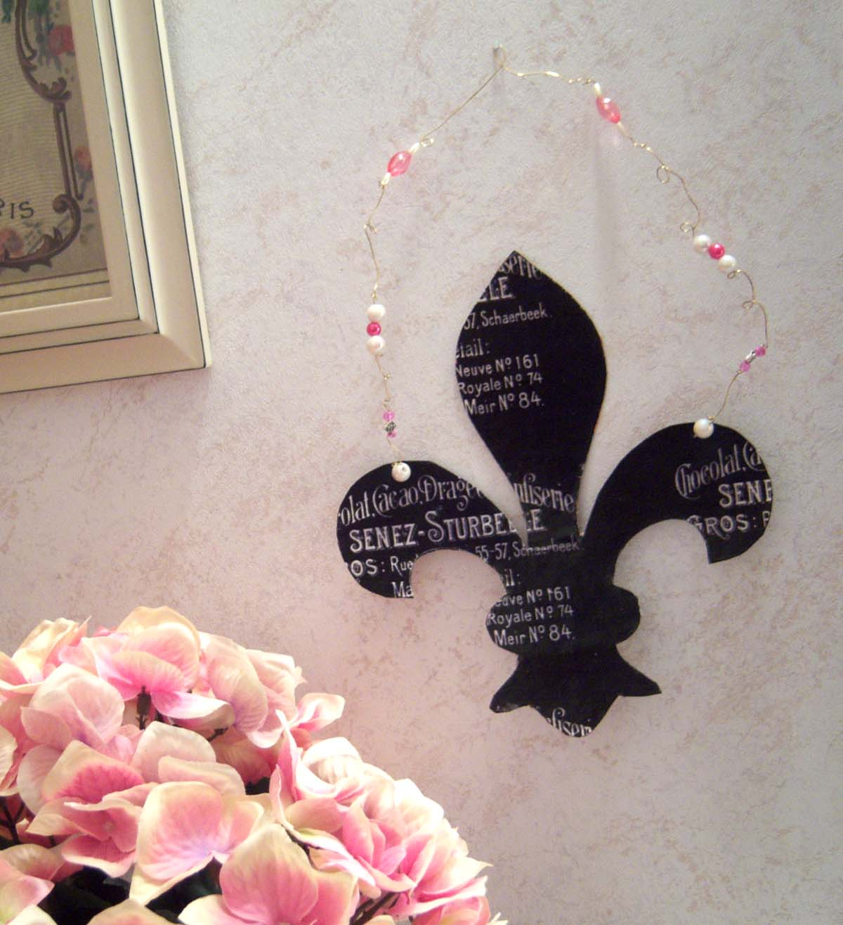 Shoregirl's Creations: Paris Bathroom Makeover - 3 More Things