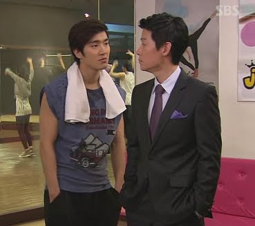 Choi Si Won, Lee Hyun Woo