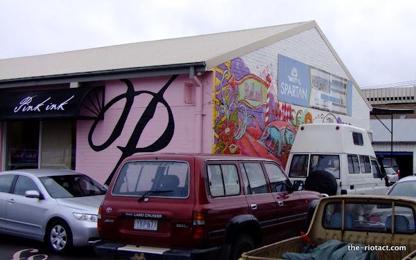 braddon mural