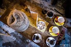 Laine et café