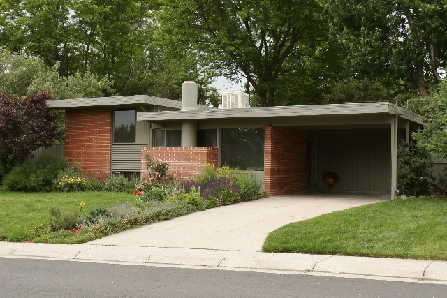 Any midcentury ranch house neighborhoods in the burbs ...