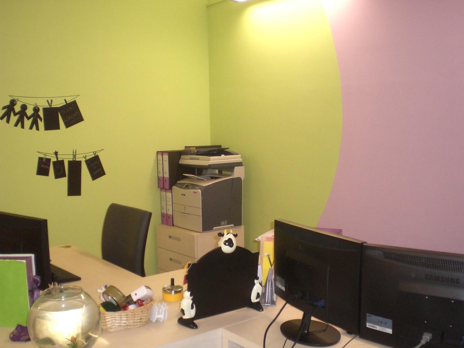 Feng Shui Colori Ufficio : Color feng shui: progetto colore per ufficio