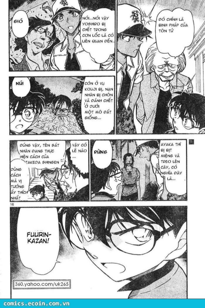 Detective Conan Chap 615 - Truyen.Chap.VN