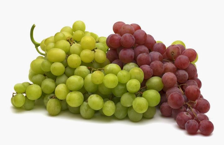 Uva frutta e verdura di stagione ricetta blog cucina A pummarola 'ncoppa
