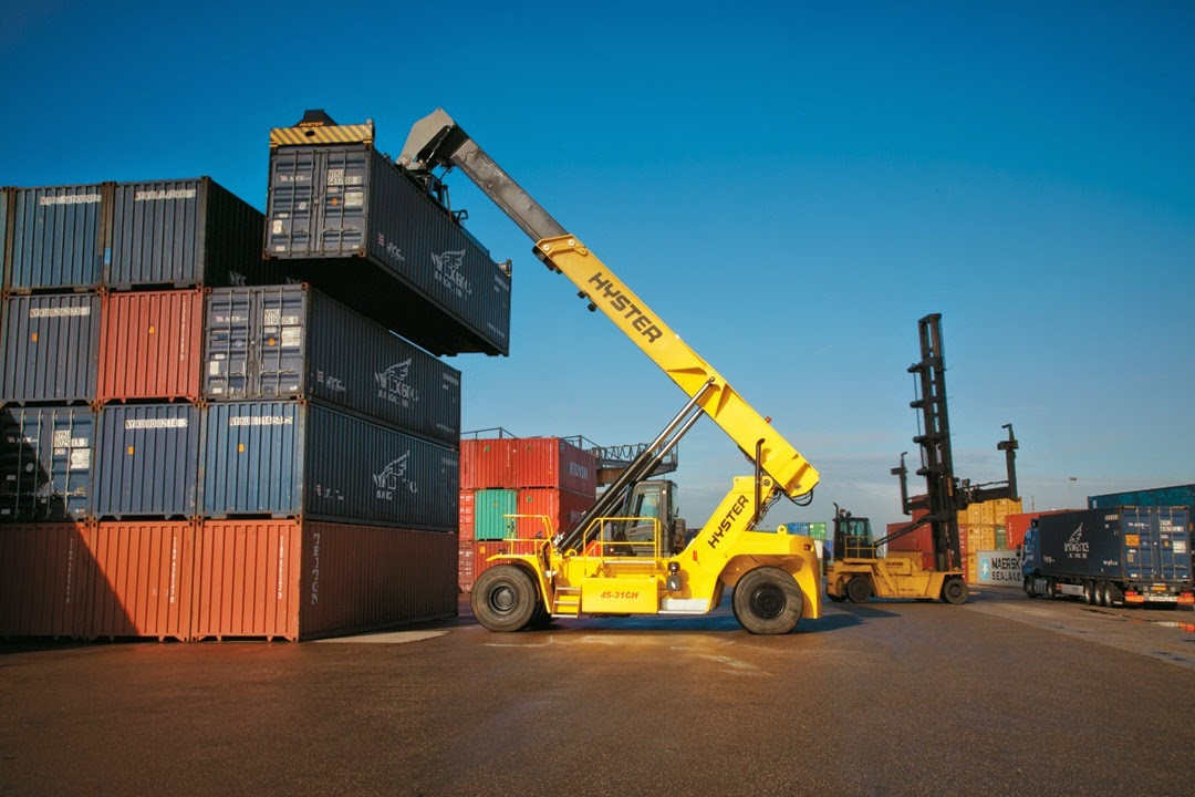 Xe chụp container