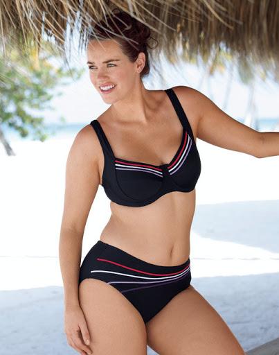 Nagyméretű bikini