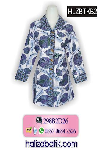 grosir batik pekalongan, Baju Batik Wanita, Baju Muslim Batik, Busana Batik Modern
