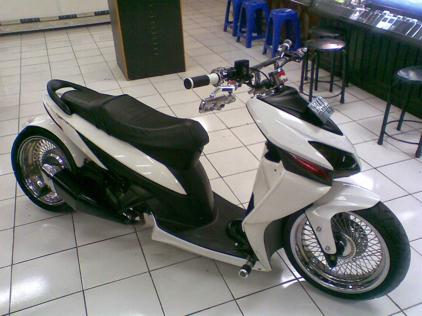 modifikasi vario cbs iss