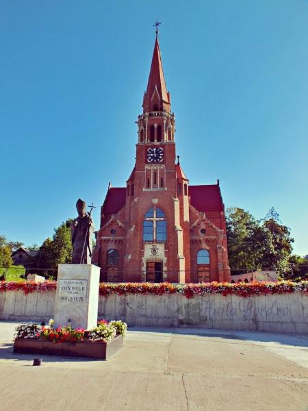 biserica catolica basilica minor cacica