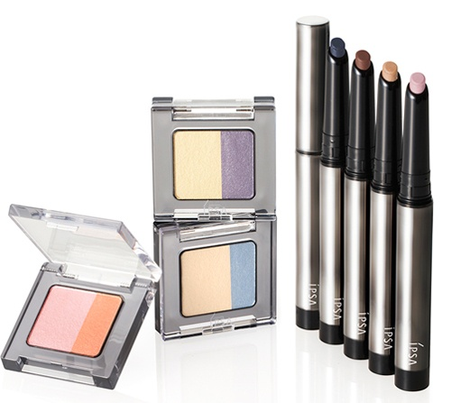 IPSA 3D Makeup Collection For Spring 2013
