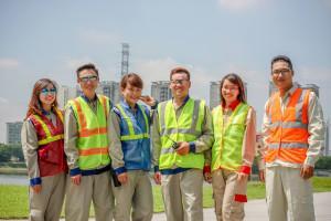 Tại sao bảo hộ lao động cần chất phản quang?