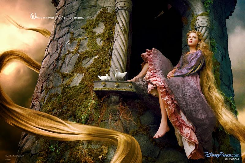 Disney Princess Celebrities 8