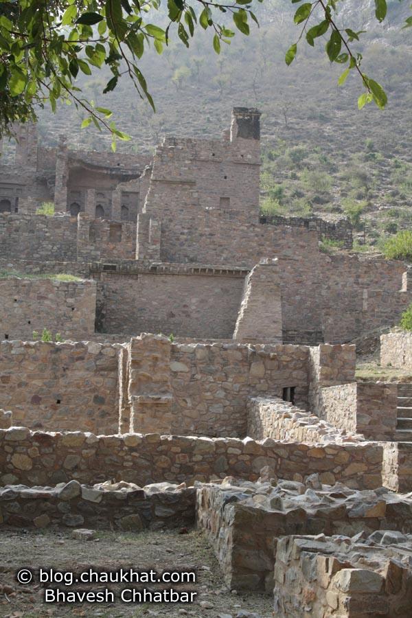 Bhangarh - Ruins [Khandar]