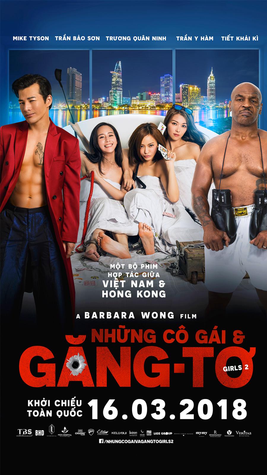 Girls 2 Những Cô Gái Và Gangster