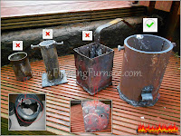 My foundry metal casting projects ~ Metal casting projects
