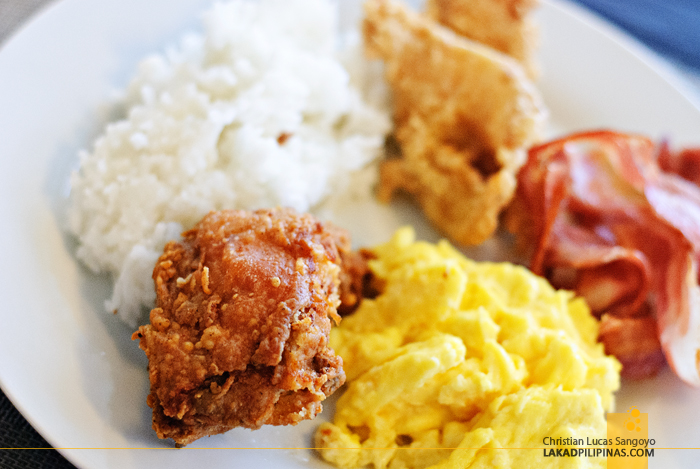 Breakfast Buffet at Legazpi City's The Oriental Hotel