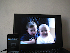 YouTube video playing with Airplay and Aerodrom on a Windows notebook.