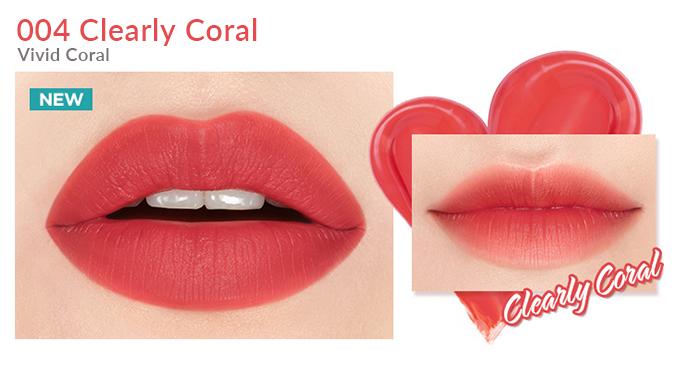 Son Bấm I'm MEME I'm Tic Toc Tint Lip Velvet Clearly Coral