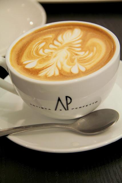 台北 松山文創 咖啡廳 Artista Perfetto (AP)