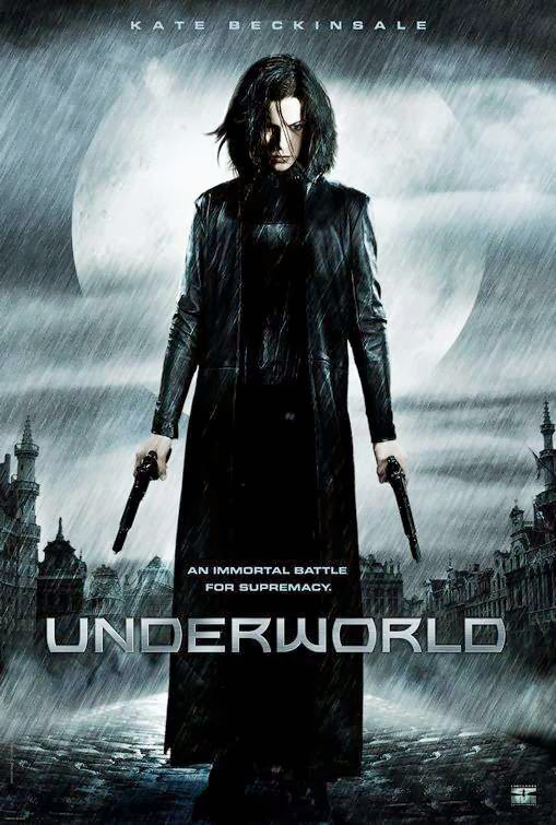 Poster Of Underworld (2003) Full Movie Hindi Dubbed Free Download Watch Online At Alldownloads4u.Com