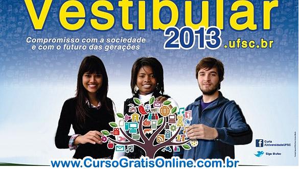 Vestibular UFSC 2013