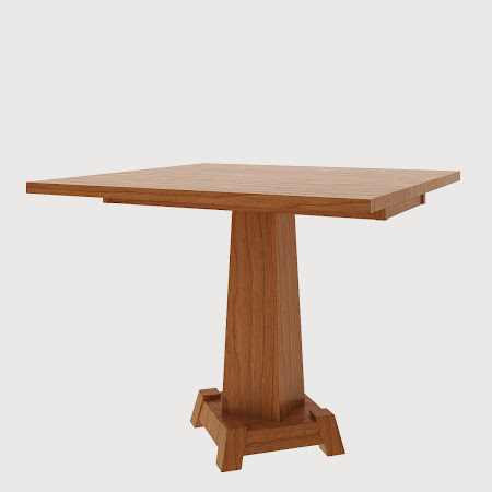 Turin Drop Leaf Table